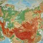 Eurazja, czyli trzy części świata na wspólnym kontynencie
