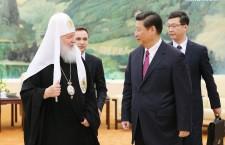 Rosja-Chiny: Wizyta patriarchy Cyryla w Chinach