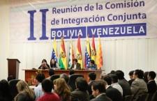 Dalsza integracja Boliwii i Wenezueli