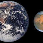 Astronomia: Odległość z Ziemi do Marsa