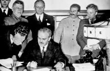Pakt Ribbentrop-Mołotow – 23 sierpnia 1939 r.
