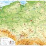 Mapy konturowe świata – część 3.