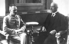 Narutowicz_Piłsudski_1922