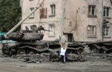 Immanuel Wallerstein: Geopolityczne szachy: tło miniwojny na Kaukazie