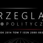 """Warto przeczytać: """"Przegląd Geopolityczny"""" tom 7: 2014"""