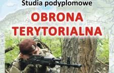 Studia podyplomowe: Obrona Terytorialna