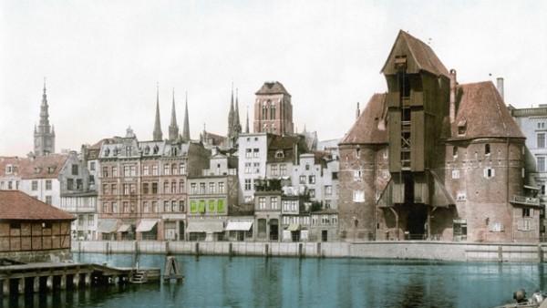 Andrzej Piskozub: Gdańsk w epokach międzyrozbiorowych