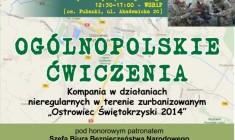 Ogólnopolskie ćwiczenia: Kompania w działaniach nieregularnych w terenie zurbanizowanym