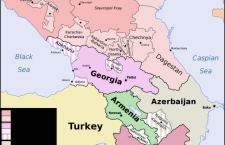 Caucasus-political