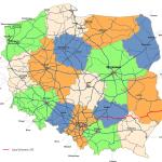Mariusz Falkowski, Marek Pytel: Analiza geopolityczna aktualnego stanu sieci kolejowej w Polsce