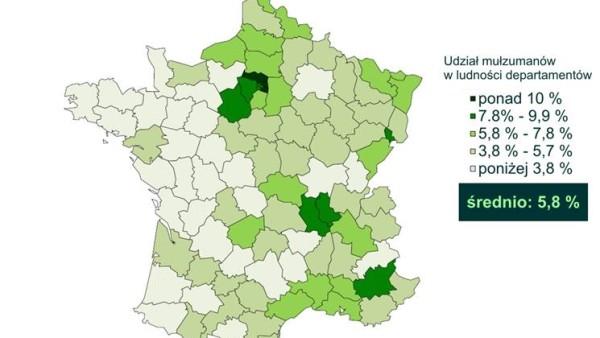 Stanisław Musiał: Muzułmanie we Francji – wybrane aspekty społeczno-polityczne