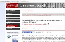 Warto przeczytać: Stanisław Musiał, La géopolitique. Perceptions contemporaines et notions dérivées