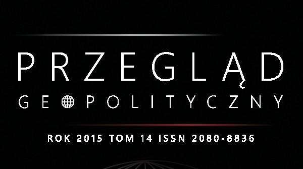 Call for papers: Przegląd Geopolityczny, vol. 14