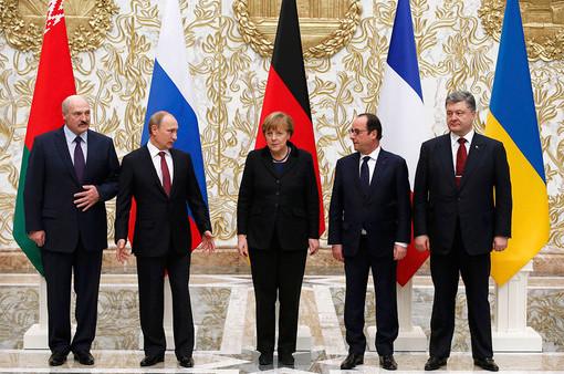 Andrej Kreutz: Minsk-2 agreement