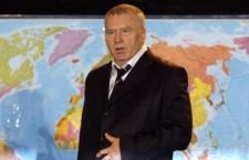 Piotr Eberhardt: Mapa polityczna przyszłej środkowej Europy wg Władimira Żyrinowskiego