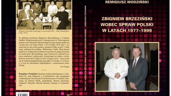 Remigiusz Wodziński: Zbigniew Brzeziński wobec spraw Polski [zaproszenie na wykład]