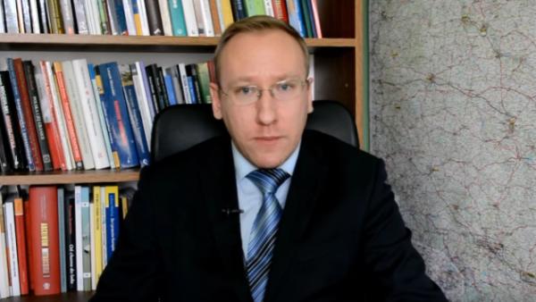 Leszek Sykulski: Nowy Jedwabny Szlak [Wideo]