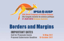 25. Światowy Kongres Nauk Politycznych, Brisbane, 21-26 VII 2018