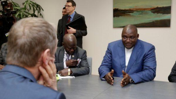 Konrad Gadera: Kryzys prezydencki w Gambii
