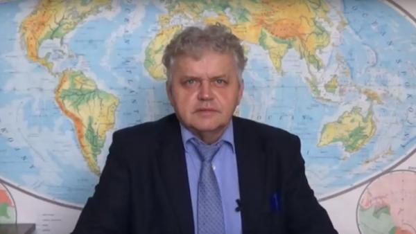 Witold Wilczyński: Geografia a geopolityka [Wideo]