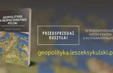Ruszyła przedsprzedaż: Leszek Sykulski, Geopolityka a bezpieczeństwo Polski