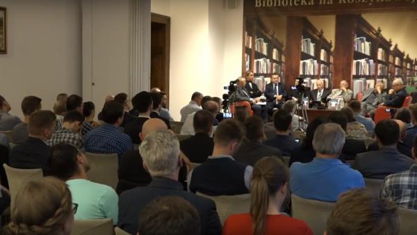 Premiera książki dr. Leszka Sykulskiego – 17 września