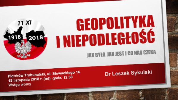 Leszek Sykulski – spotkanie autorskie i wykład w Piotrkowie Trybunalskim