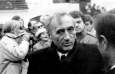 Tadeusz Mazowiecki in Krzyzowa